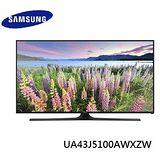 贈送HDMI線2M SAMSUNG 43吋LED液晶電視UA43J5100AWXZW (公司貨)