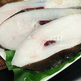 【優食配】超有份量大比目魚(扁鱈魚)厚切2片組(500g/片)