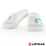 AIRWALK(男) - 輕盈舒適中性EVA休閒多功能室內外拖鞋 - 米白
