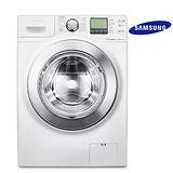 SAMSUNG三星12公斤3D魔力泡泡淨滾筒洗衣機WF1124XBC/XTW