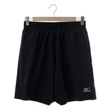 MIZUNO 美津濃 男 運動短褲-黑-32TB555209