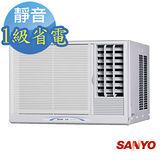 【夜間下殺】SANYO三洋 2-3坪110V左吹式窗型冷氣 SA-L221B 送標準安裝