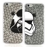 Star Wars iPhone 6/6s 星際大戰0.05超薄雙料手感保護殼-人物