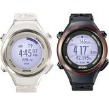Epson Runsense SF-850 心率路跑教練 運動腕錶