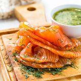 《極鮮配》北歐煙燻鮭魚(200g±10%/包)-4包入