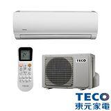 TECO東元 4-5坪 一對一定頻分離式冷氣 MS-GS22FC/MA-GS22FC