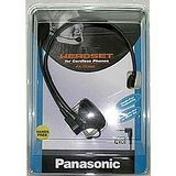 Panasonic 國際牌 KX-TCA60 有線、無線電話專用 頭戴式 耳機麥克風 2.5㎜標準接頭