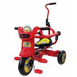OPEN!魔法摺疊腳踏車(紅色)