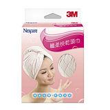 3M NEXCARE纖柔快乾頭巾