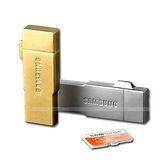 Samsung Metal 32GB OTG 隨身碟(OTG & USB & Card 3合1)