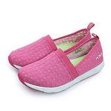 【女】PONY 極簡時尚休閒鞋 FREE 系列 粉紅綠 62W1FR61PK
