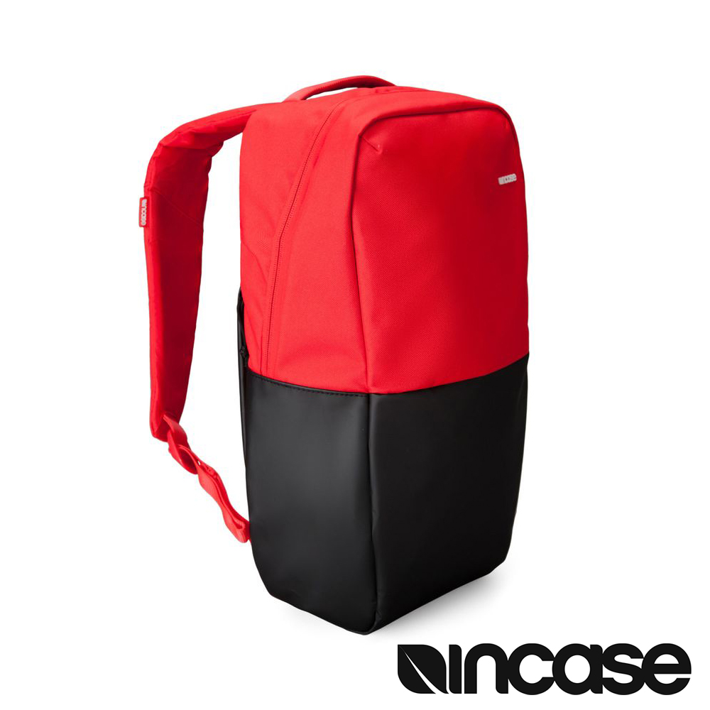 INCASE CL55547 Staple 15 吋撞色電腦後背包 (紅黑)