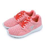 【女】DIADORA 時尚休閒慢跑鞋 潮流運動系列 粉紅銀 3062