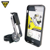 TOPEAK RideCase iPhone 5/5S自行車用 智慧型手機保護殼-黑