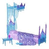 《 Disney 迪士尼 》冰雪奇緣經典場景組 - 床