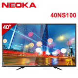 NEOKA (TOSHIBA副牌) 40吋Full HD抗藍光LED液晶顯示器+視訊盒(40NS100) 送手機360萬能鍵