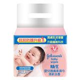 嬌生嬰兒護膚柔濕巾-清新淡香80片*2包