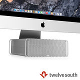 Twelve South Hirise for iMac 收納底座-銀色