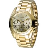 Michael Kors 漫步羅馬三眼計時腕錶 MK5605