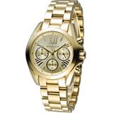 Michael Kors 漫步羅馬三眼計時腕錶 MK5798