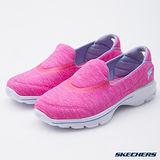 SKECHERS (童) 女童系列 GO Walk 3 - 81076LNPNK