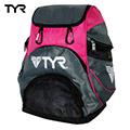 美國TYR 鐵人後背包 Alliance Team Mini Backpack 灰粉 台灣總代理