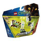 LEGO樂高積木 Chima神獸傳奇系列-衝擊蜘蛛網 (LT-70138)