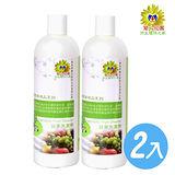 【菊心花園】蔬果洗潔劑500mlx2入