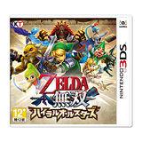 Nintendo 3DS遊戲軟體 3DS日文主機專用- 薩爾達無雙海拉魯