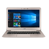 ASUS ZenBook極輕薄筆電UX305CA-0061C6Y30蜜粉金