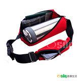 【Osun】魔術隱形腰包、霹靂腰背包 一大袋一小袋(2入款-九色可選CE-158A合)