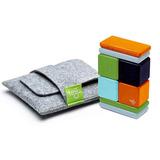 美國 Tegu 無毒安全磁性積木 - 口袋系列 經典款 (尼爾森)