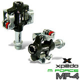 《XPEDO MF-4 Force》鍛造鋁合金專業卡式腳踏