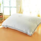 (母親節活動) 新典乳膠釋壓獨立筒枕(1入)