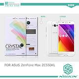 NILLKIN ASUS ZenFone Max ZC550KL 超清防指紋保護貼 - 套裝版