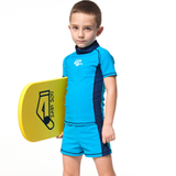 【SAIN SOU】兒童兩截式水母衣(男女適用)A66601