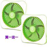 (買一送一)【晶工牌】10吋DC變頻電風扇 JK-108