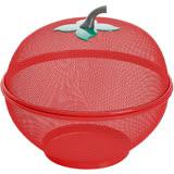《EXCELSA》Apple兩用水果籃(橘)