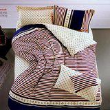 【卡奇諾】加大純棉四件式涼被床包組