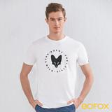 BOFOX GOES WILD短袖T恤-白