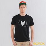 BOFOX GOES WILD短袖T恤-黑