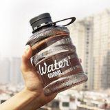 【PS Mall】 韓國新款創意mini迷你bottle學生飲水機水桶隨手杯650ML 水壺 (J2381)
