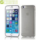 GCOMM iPhone6/6S Plus 5.5吋 Ultra-Slim Crystal 超薄清透柔軔保護殼 清透黑