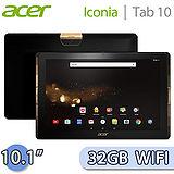 Acer 宏碁 Iconia Tab 10 32GB WIFI版 (A3-A40) 10吋 4喇叭 FHD四核心影音平板電腦【送平板皮套+螢幕保護貼+觸控筆】