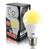 ★2件超值組★新格牌 廣角型LED省電燈泡-黃光(12W)