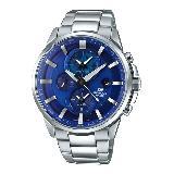 CASIO EDIFICE  爵士遨遊雙時區賽車腕錶-ETD-310D-2AVUDF