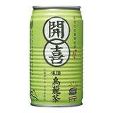 《開喜》凍頂烏龍茶 無糖340mlx24罐(任選)