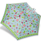 【rainstory】花花章魚抗UV輕細口紅傘
