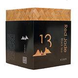 台茶18號-紅玉紅茶 12入立體袋茶禮盒(每袋2.5g)