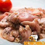 【極鮮配】黑胡椒雞腿肉(200G±10%/包)(任選)